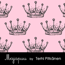 Crowns rosa