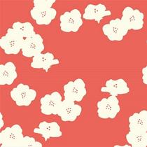 Poppies - burnt orange