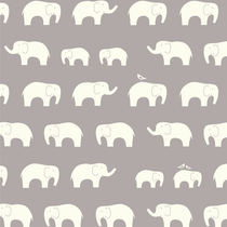Elefanten schlamm