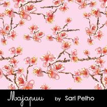 Kirschblüten rosa