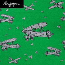 Big Planes grün/grau meliert