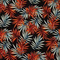 Palmen orange