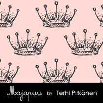 Crowns peach