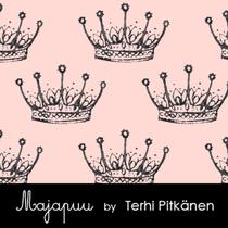 Crowns peach