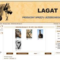 """Die polnische Firma """"LAGAT"""" nutzt die Fotos der Showzäume bereits für Ihre Werbung."""