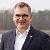 Richard Kiekebusch, Stellv. Vorsitzender