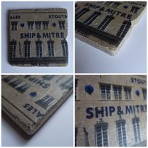 Ship & Mitre Series II