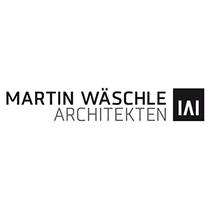 Julia & friends – Logo Martin Wäsche Architekten