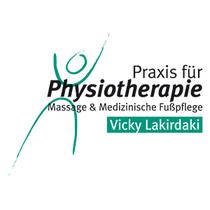 Julia & friends –Link zur Website Physiotherapie Vicky Lakirdaki