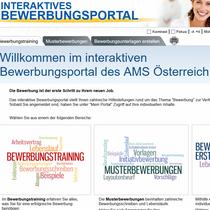 AMS Bewerbungsportal