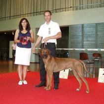 Vanessa Moyano (E), Thomas und Bhanu