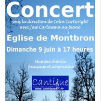 9 Juin 2013, Montbron