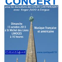 13 Octobre 2013, St Michel des Lions, Limgoes