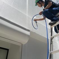 外壁塗装の汚れ防止コーティング