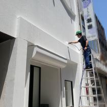 外壁塗装の防汚