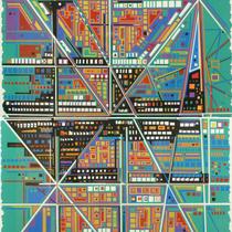 city368  シルクスクリーン   65×52