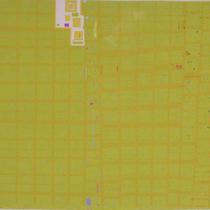 City 9  シルクスクリーン ap  37×52