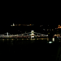 Budapest | Kettenbrücke | Freiheitsstatue | Burgpalast.