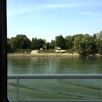 Kurz vor Wien | Grossstädtische «Strandhaus-Idylle».