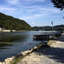 Passau | «Hier geht's gleich lang».