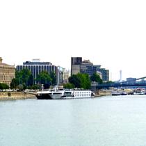 Budapest | Diplomatenviertel | Kettenbrücke.