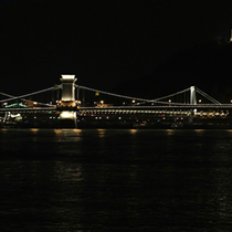 Budapest | Kettenbrücke | Freiheitsstate.