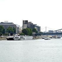 Budapest | Széchenyi-/Kettenbrücke.