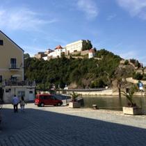 Passau | «Veste Oebrhaus».