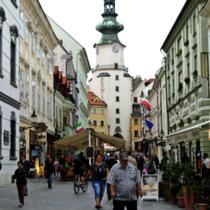 Bratislava | «Michaelertor».