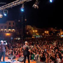 Innuendo cover band - Nettuno 2014