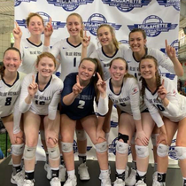 U17's Winners Williamette Classic (U18 Div) @ OSU May 2019