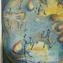Original: Country-LebensArt, BriSch, Feuer im Paradies, Detail