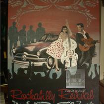 Original: Country-LebensArt, BriSch, Kritzelmeister Projekt (Acryl auf Leinwand)