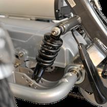 Technische Details EasyGo Scooter Dreirad