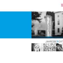 Georg Eckert Institut / Jahresbericht 2018 Umschlag