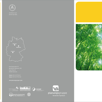 VA Planungsgruppe / Broschüre