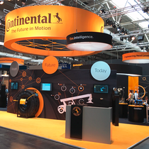 Continental / Messestand