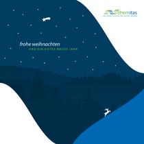 chemitas GmbH / Weihnachtskarte 2019 Titel