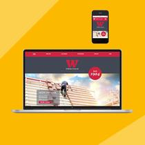 Weinrich Dachdecker / Screendesign