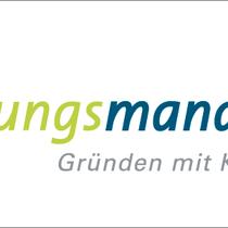 Gründungsmanager / Logoentwicklung
