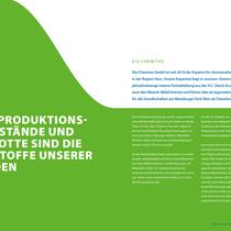 chemitas GmbH / Broschüre
