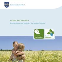 Gemeinde Lachendorf / Baugebiet Südhang / Broschüre
