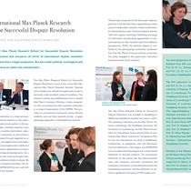 Max Planck Institut / Image-Broschüre