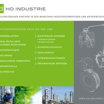 HD Industrie / Messewand
