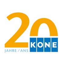 KONE Schweiz / Logoentwicklung Jubiläum