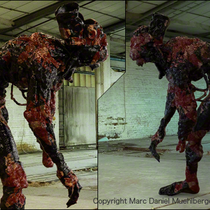 """Zombie"" - © Marc Daniel Mühlberger"
