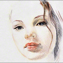 """Portrait"" - © Marc Daniel Mühlberger"