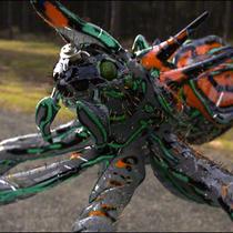 """Bug X"" - © Marc Daniel Mühlberger"