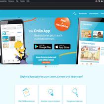 Sliderbild für Onilo (www.onilo.de) zum Release der Onilo App; © Onilo/StoryDOCKS