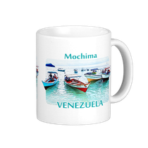 Taza Mochima, Venezuela